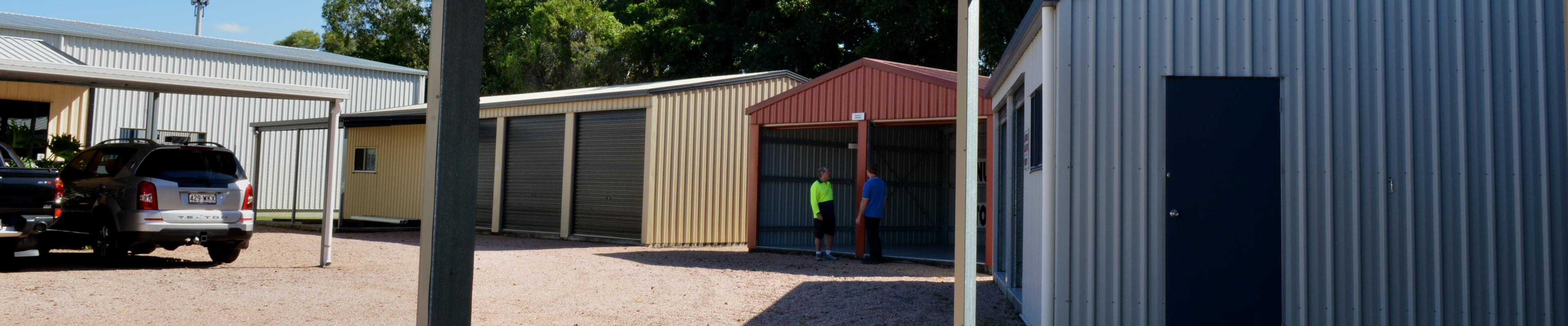 Affordable Steel Buildings Townsville